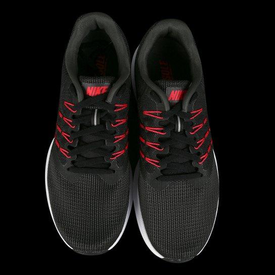 Tênis Nike Run Swift Feminino - Preto+Vermelho b39d4c2ec5d96