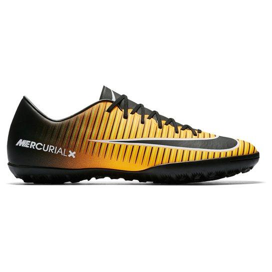 Chuteira Society Nike Mercurial Victory 6 TF - Compre Agora  76b37275baf23