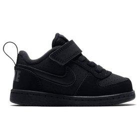 Tênis Infantil Nike Court Borough Low - Preto - Compre Agora  e359849144deb