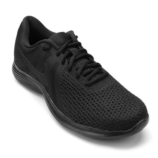 001c574c54 Tênis Nike Wmns Revolution 4 Feminino - Preto - Compre Agora
