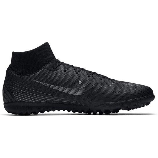 7494c2799 Chuteira Society Nike Mercurial Superfly 6 Academy - Preto - Compre ...