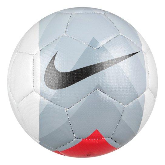 b39a8033a7 Bola Futebol Campo Nike FootballX Strike - Cinza - Compre Agora ...