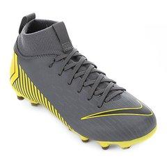 f2574bb0b4d Chuteira Campo Infantil Nike Superfly 6 Academy GS FG