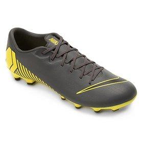 af95aea144fcd Chuteira Campo Nike Mercurial Superfly 6 Academy CR7 FG - Vermelho e ...