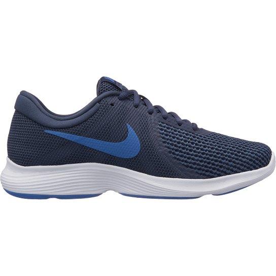 63024e79282 Tênis Nike Wmns Revolution 4 Feminino - Marinho - Compre Agora ...