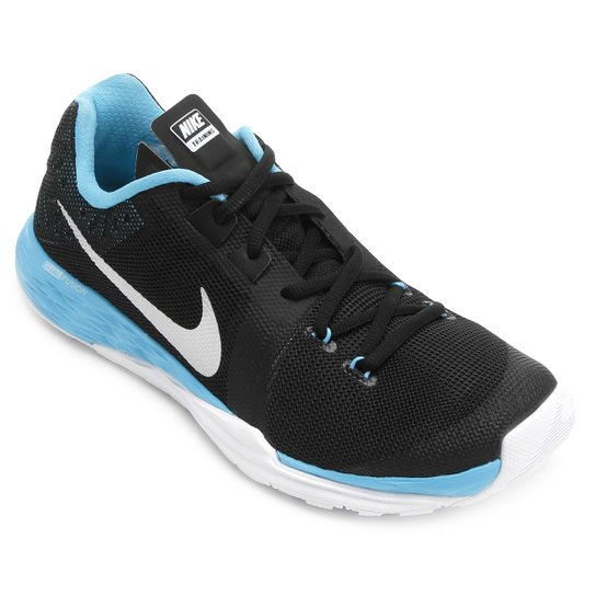 b199957de00 Tênis Nike Train Prime Iron DF Masculino - Preto+Azul claro