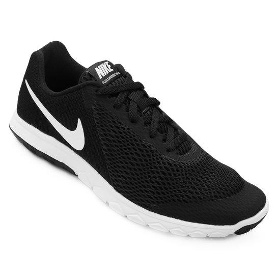 Tênis Nike Flex Experience Rn 6 Feminino Preto E Branco