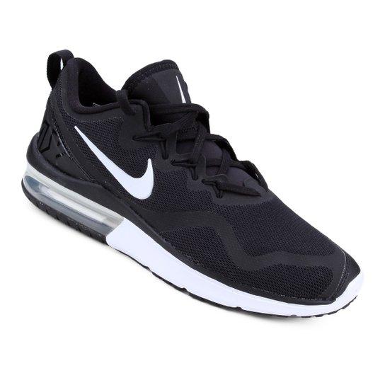 765611f17 Tênis Nike Air Max Fury Feminino - Preto e Branco - Compre Agora ...