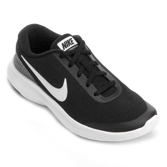 ef1a0d7807d Tênis Nike Flex Experience RN 7 Feminino - Preto e Branco - Compre ...