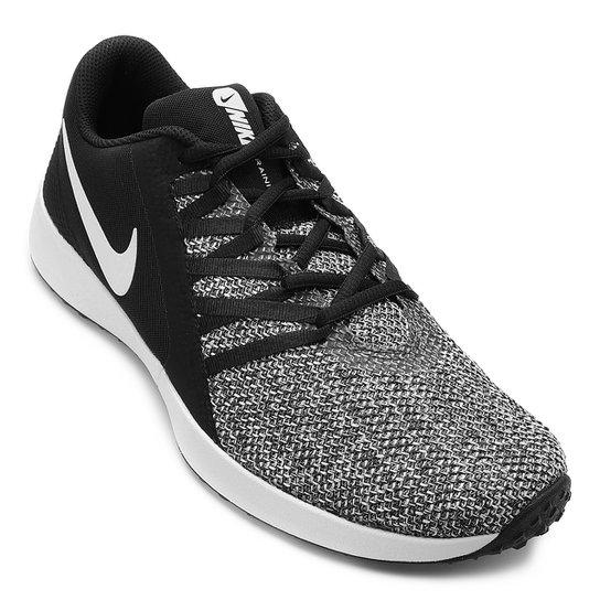 2a1fe26e874c5 Tênis Nike Varsity Compete Trainer Masculino - Preto e Branco ...