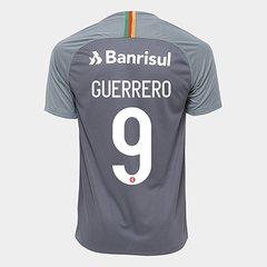 545cce9885 Camisa Internacional III 2018 N° 9 Guerrero - Torcedor Nike Masculina
