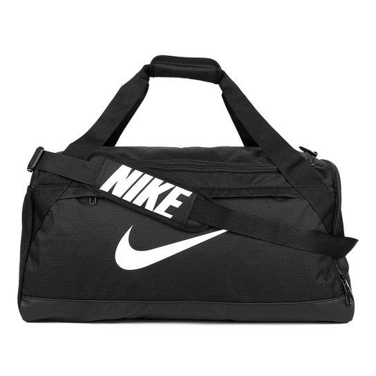 a4a7dfff7 Mala Nike Brasília Média - Preto e Branco   Loja do Inter
