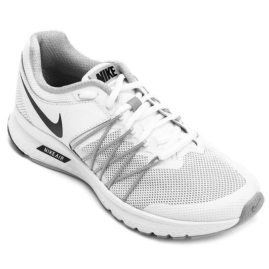 0516df623dc Tênis Nike Air Relentless 6 MSL Feminino - Branco e Preto - Compre ...
