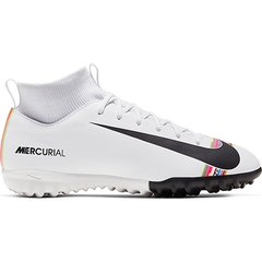 5367829a8f348 Chuteira Society Infantil Nike Mercurial Superfly 6 Academy GS CR7 TF