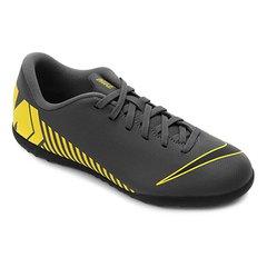 a647976376 Chuteira Society Infantil Nike Vapor 12 Club Gs TF