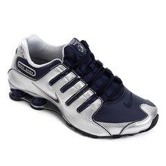 wholesale dealer 40773 b2789 Tênis Nike Shox Nz Masculino