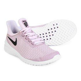 a921020b1 Tênis Nike Flex Contact 2 Feminino - Rosa e Branco - Compre Agora ...