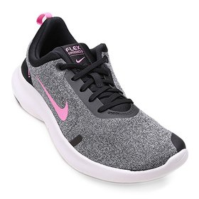 bee083c9317 Tênis Nike Runallday Feminino - Cinza e Branco - Compre Agora