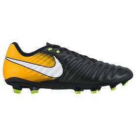 7358b2dbdd757 Chuteira Society Nike Tiempo Ligera 4 TF - Preto e Branco - Compre ...