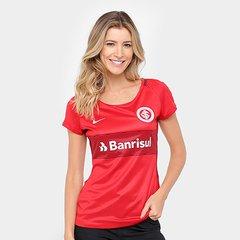Camisa Internacional I 17 18 s nº - Torcedor Nike Feminina da5a4c6b337f8