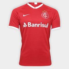 c867a0eb64 Camisa Internacional I 19 20 s nº Torcedor Nike Masculina