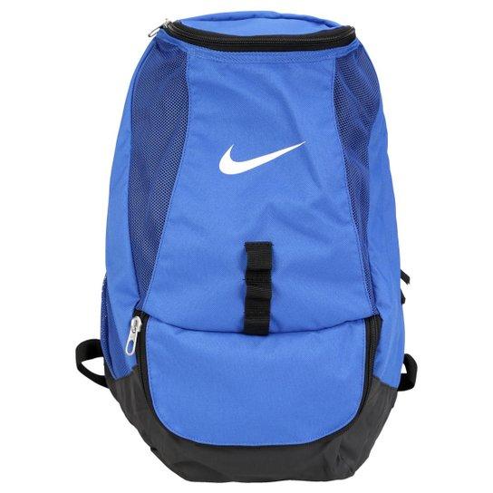 013059e53 Mochila Nike Club Team Swoosh - Azul e Branco | Loja do Inter