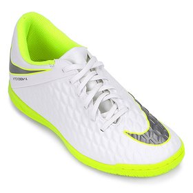 Chuteira Nike Hypervenom Phade IC Juvenil - Compre Agora  924306f0b203f