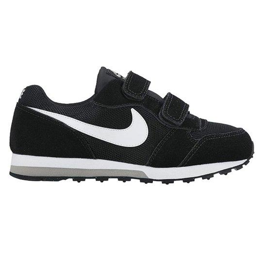 b4aaed8571 Tênis Infantil Nike Md Runner 2 - Preto e Cinza | Loja do Inter