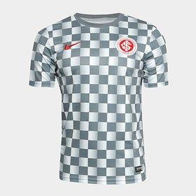 fd7dbd1a4 Camisa Internacional I 18 19 Torcedor Nike Masculina - Compre Agora ...