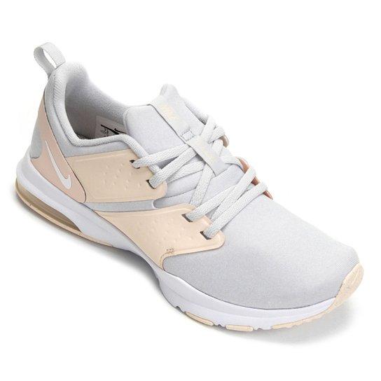 71892f4f54 Tênis Nike Air Bella Tr Feminino - Prata e Branco