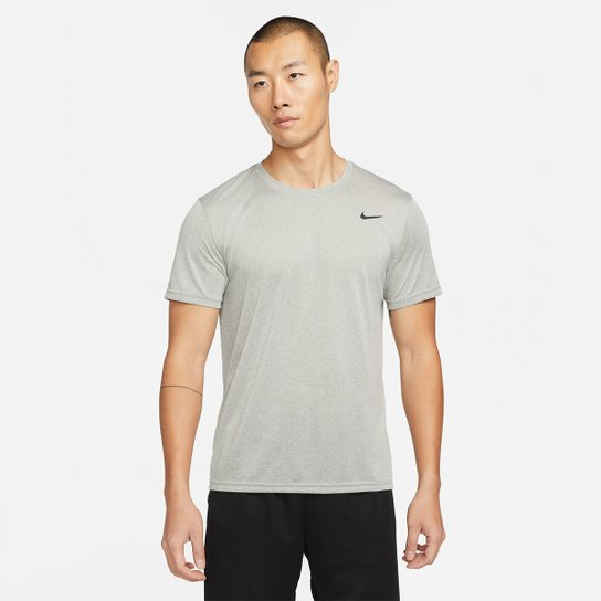b59dffde7fe16 Camiseta Nike Legend 2.0 Ss Masculina - Mescla - Compre Agora