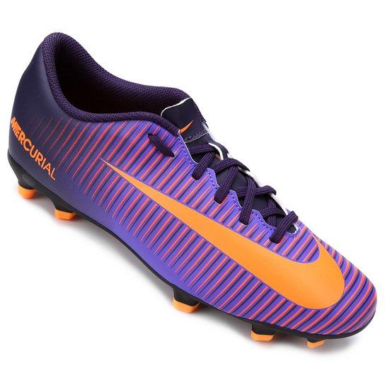 b3515f3cd4 Chuteira Campo Nike Mercurial Vortex 3 FG - Compre Agora