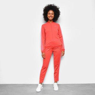 Agasalho Adidas 3 Listras Feminino