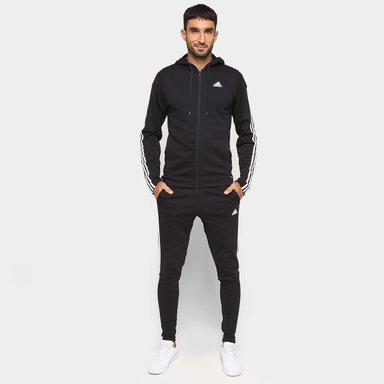 Agasalho Adidas Aeroready  Masculina - Preto