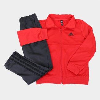 Agasalho Infantil Adidas Team Masculino