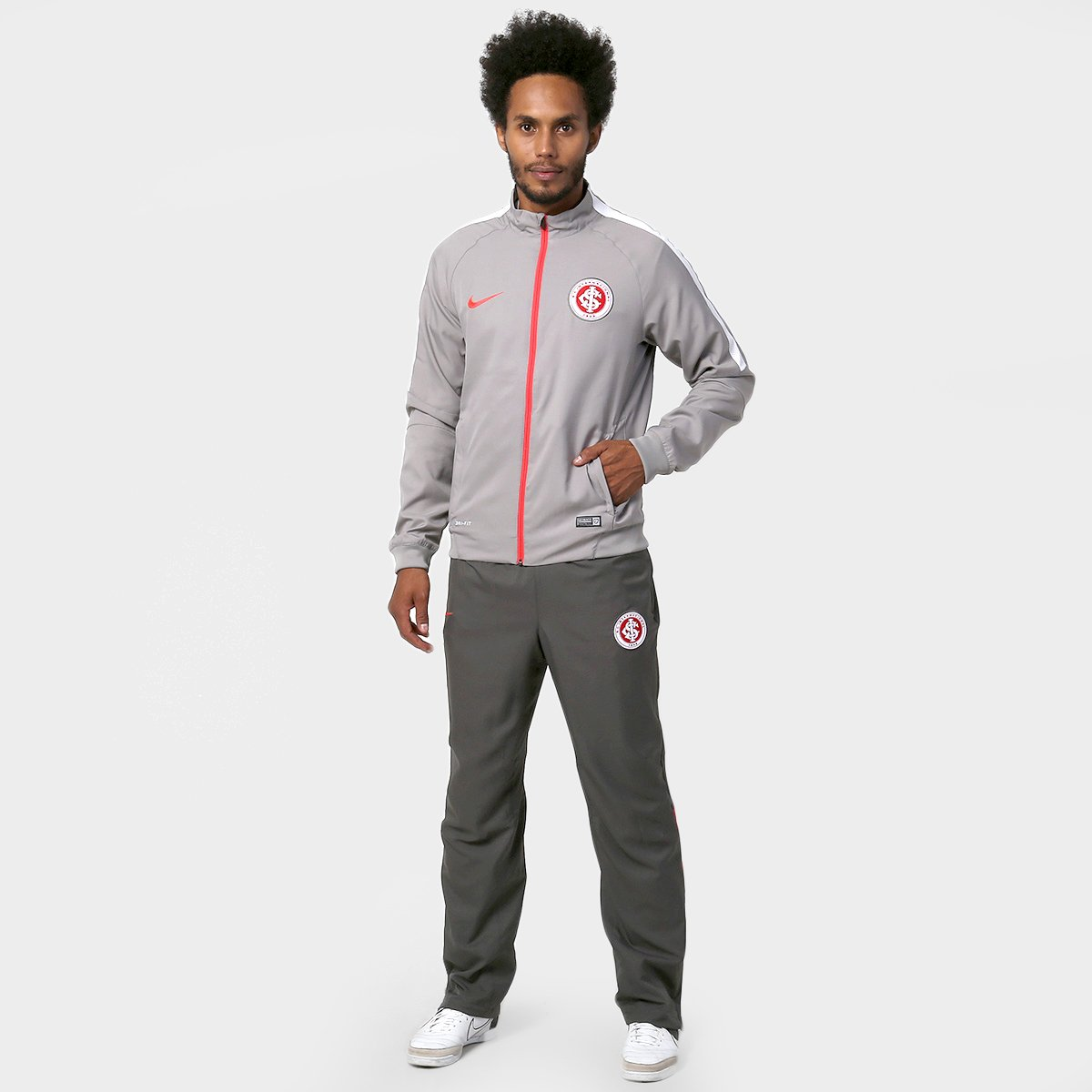 70ca860af6b Agasalho Nike Internacional Squad Sideline Woven - Compre Agora ...