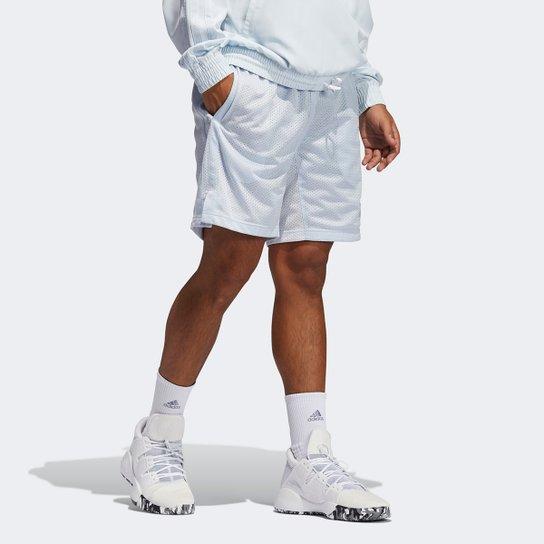Bermuda Adidas Summer Legend Masculina - Azul Claro