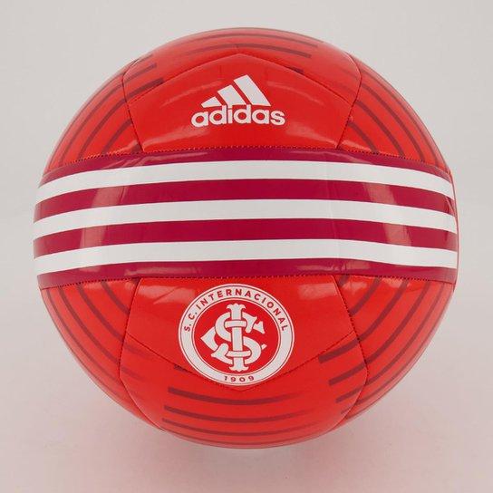 Bola de Futebol Campo Internacional Adidas - Vermelho
