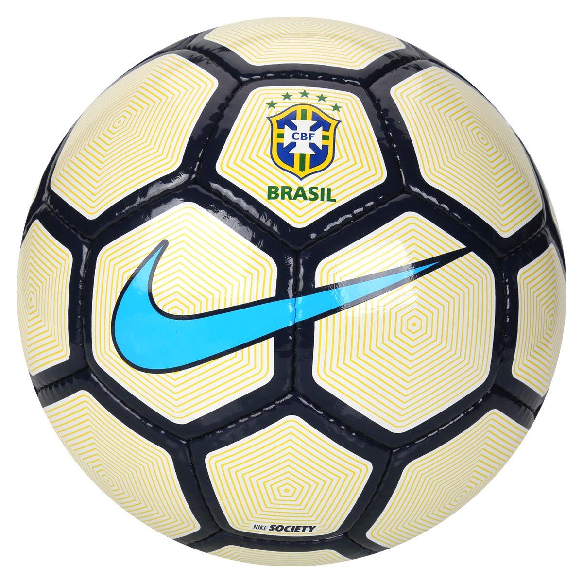 Bola Futebol Society Nike CBF - Compre Agora  a427c988c503f