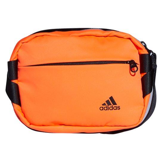 Bolsa Adidas Crossbody Essentials - Vermelho+Preto