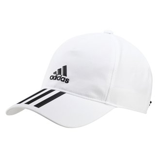 Boné Adidas Aba Curva Strapback 3 Listras