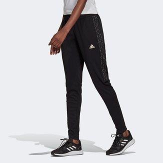 Calça Adidas Sereno 3 Listras Feminina