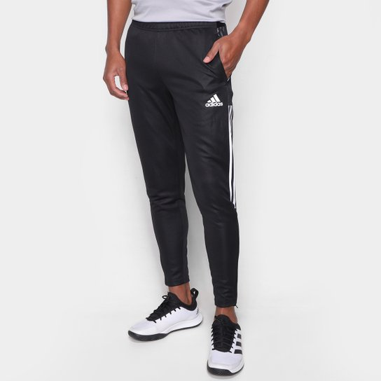 Calça Adidas Treino Tiro 21 Slim Masculina - Preto