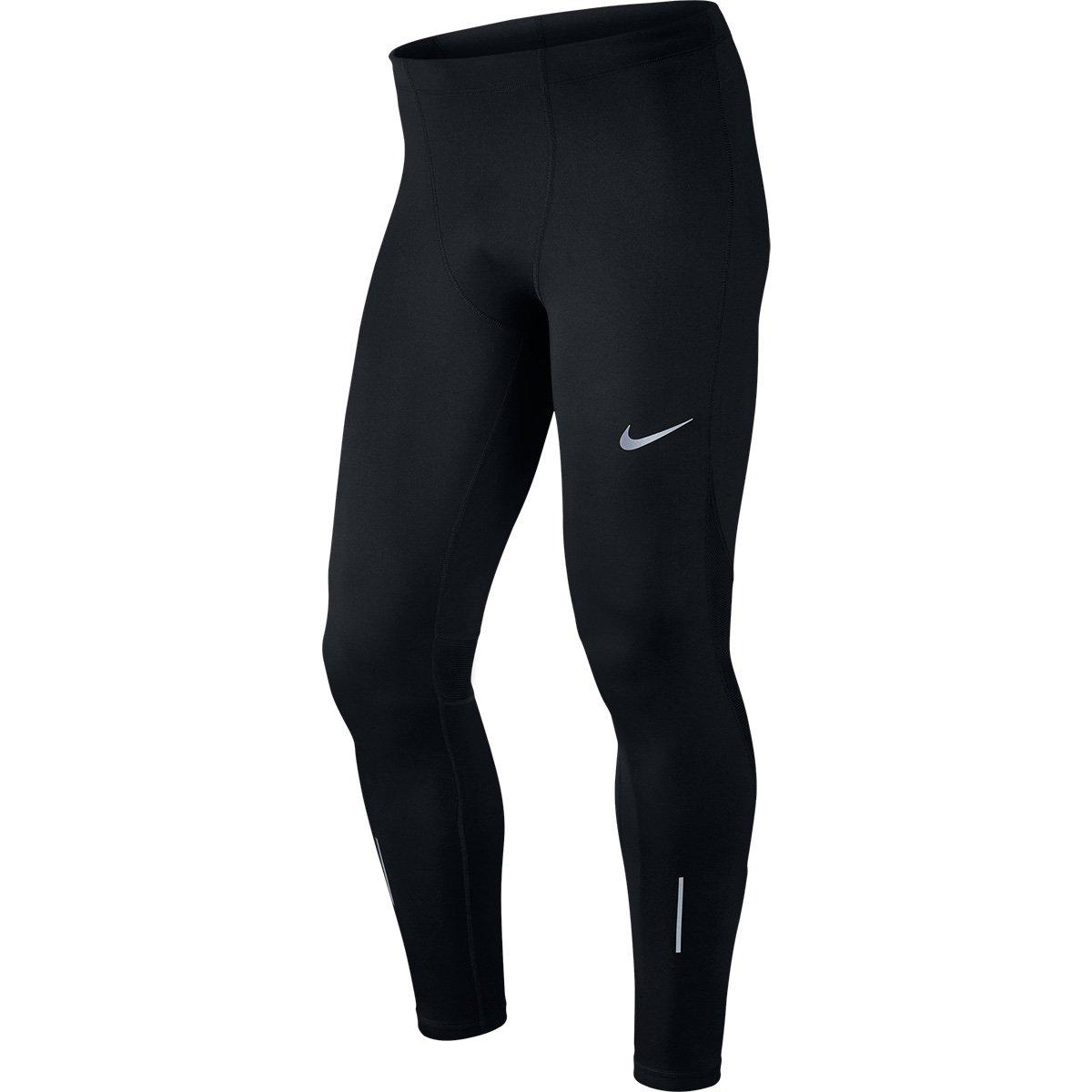 c62856283e0 Calça Nike Power Run TGHT Dri-Fit Masculina - Preto - Compre Agora ...