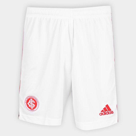 Calção Internacional I 21/22 Adidas Masculino - Branco
