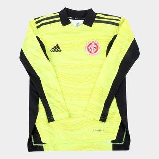 Camisa de Goleiro Internacional Juvenil II 21/22 s/n° Torcedor Adidas
