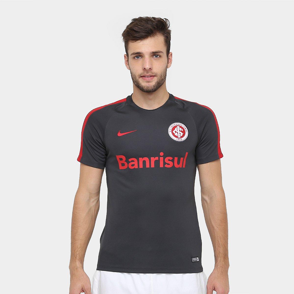 Camisa de Treino Internacional - Torcedor Nike Masculina - Compre ... 81b47e018a077