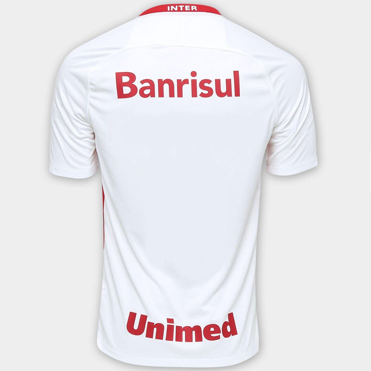 Camisa Internacional II 2016 s n° Torcedor Nike Masculina - Compre ... ac57e2e0177b4
