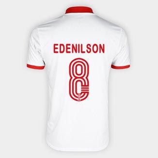 Camisa Internacional II 20/21 - Nº 8 Edenilson Torcedor Adidas Masculina