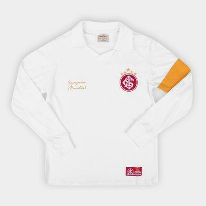 Camisa Internacional Juvenil 2006 Mundial de Clubes Retrô Mania
